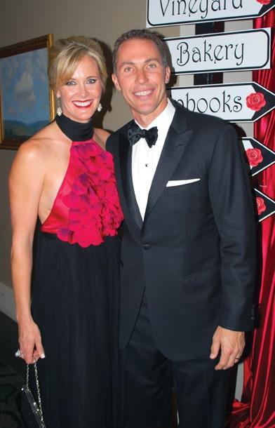 Catherine and Andrew Clark