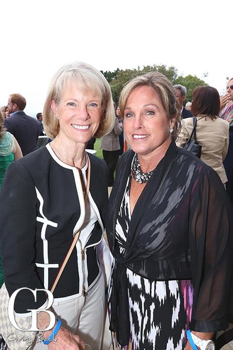 Catherine Blair and Merrilee Neal