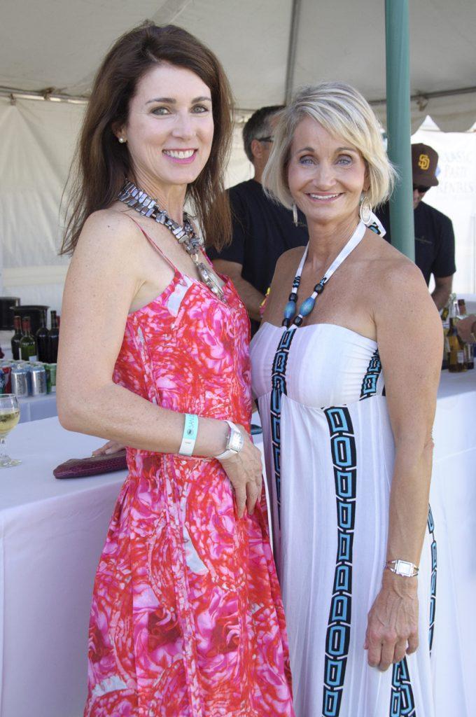 Cathy Boppert and Virginia Franklin.JPG