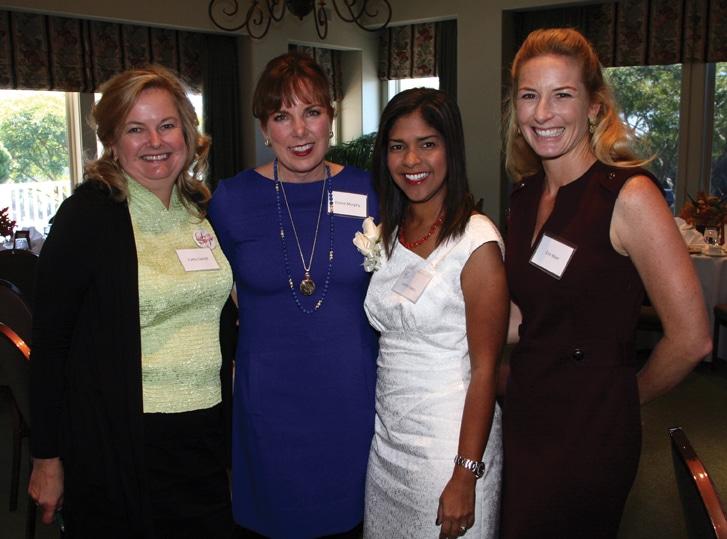 Cathy Carroll, Elaine Murphy, Lisette Farrell and Erin Wyer.JPG