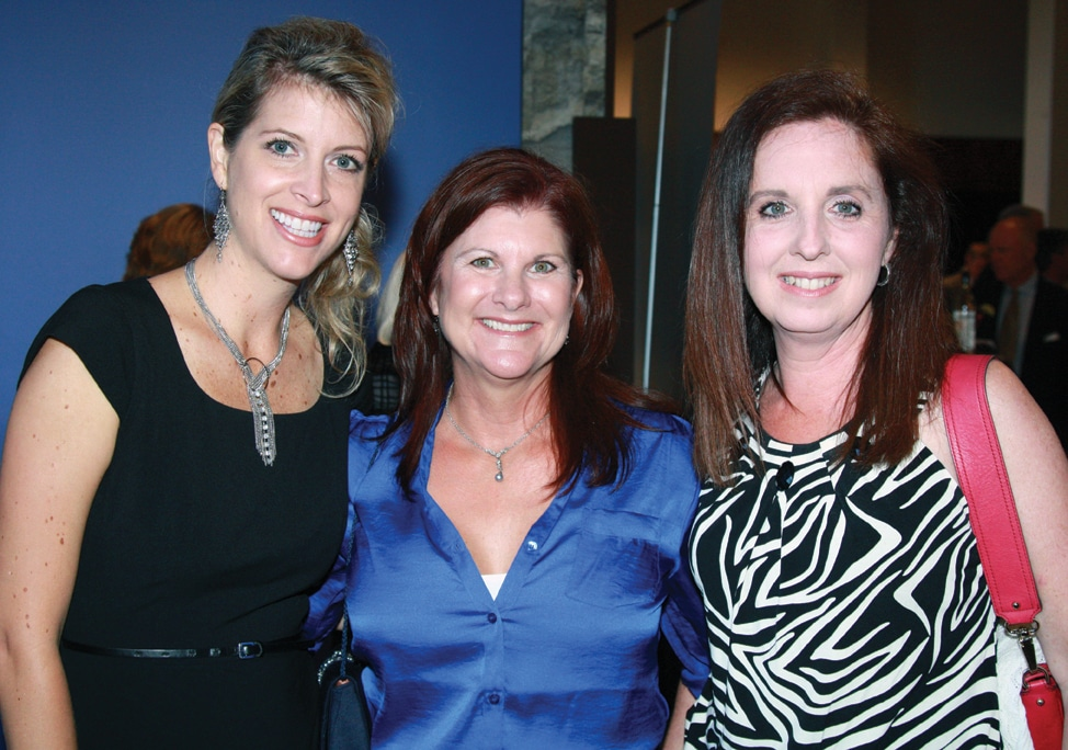 Cathy Gross, Michelle Faust and Donna Goldbeck.JPG