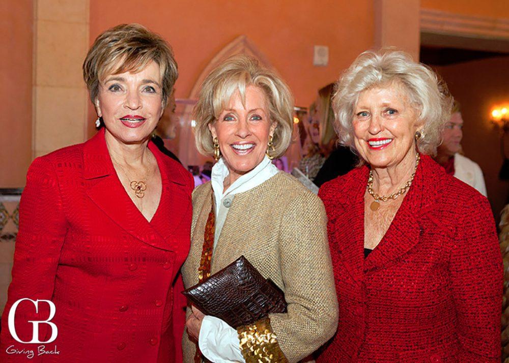 Cathy Scott  Donna Allan and Kathleen Natapow