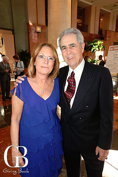 Cathy and John Weil