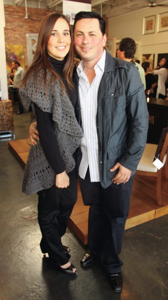 Cathya Rodriguez and Carlos Caro.JPG