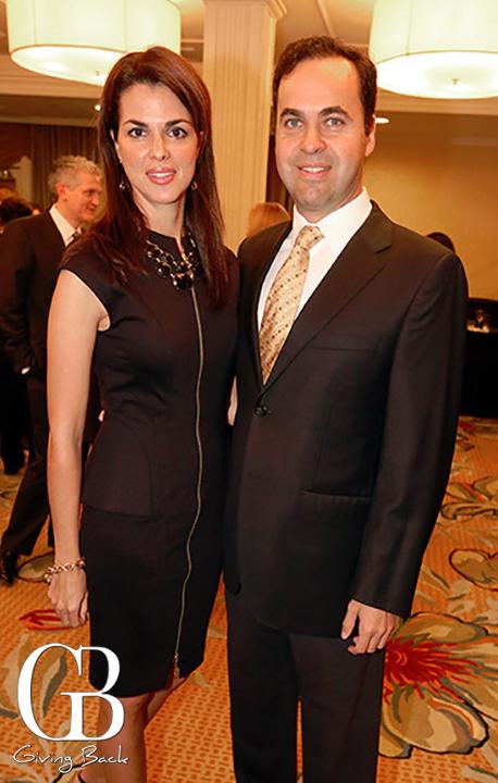Cecilia y Juan Cardenas