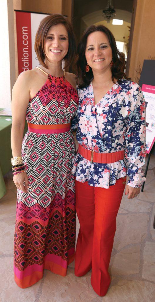 Celeste Kuri y Denise Torre.JPG