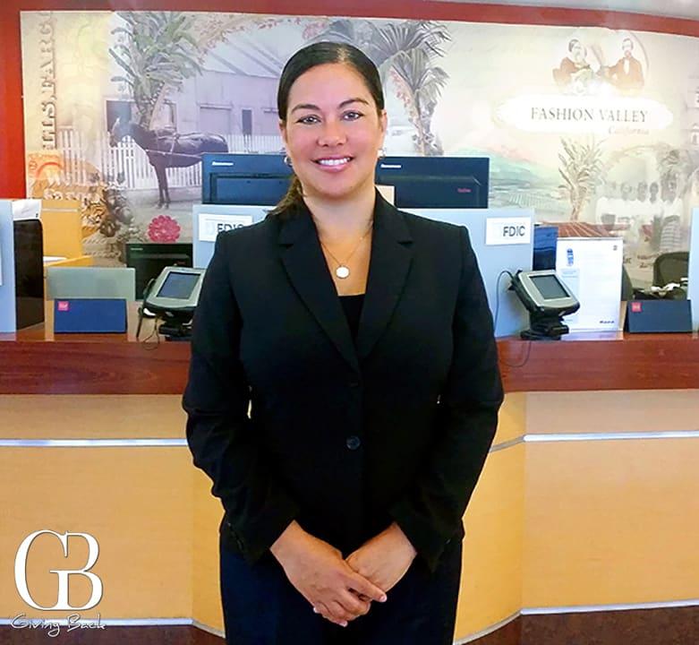 Celia Lanning  Greater San Diego Region Bank President