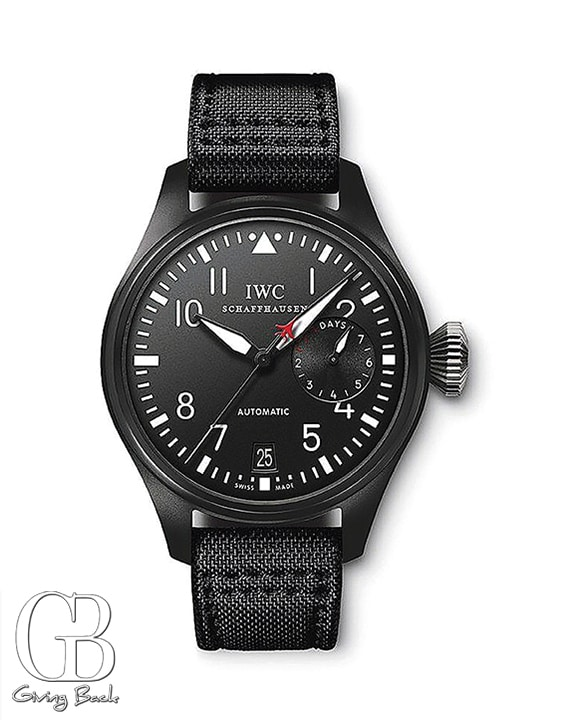 Certified Preowned IWC Big Pilot Top Gun IW