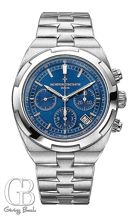 Certified Preowned Vacheron Overseas ref. XA