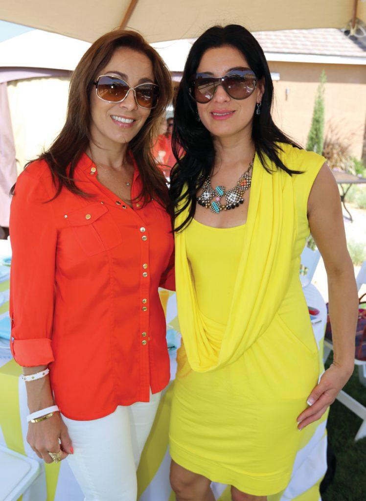 Chabis Quiroz y Sandra Aguilar.JPG