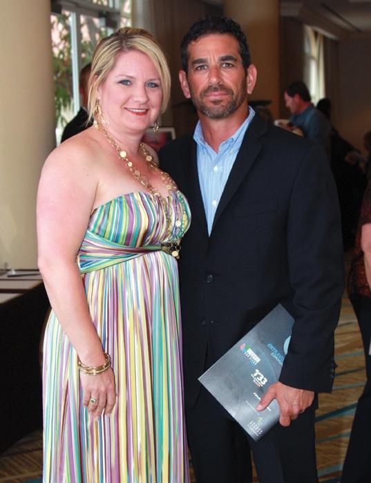 Charity and Armando Burrell