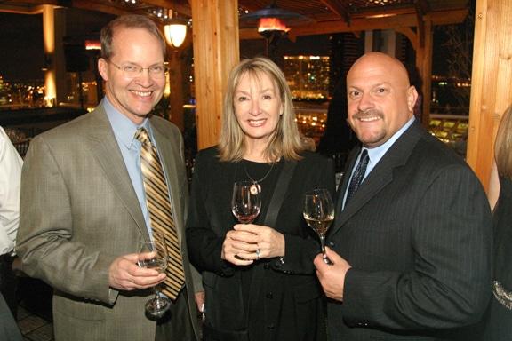 Charles Thomas, Geraldine Hayes and Renato Cutela.JPG