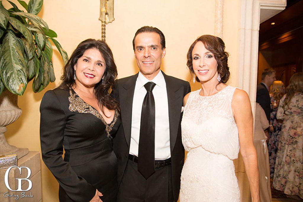 Charo Garcia Guerra  Vahid Moradi and Tamara Lafarga Joseph