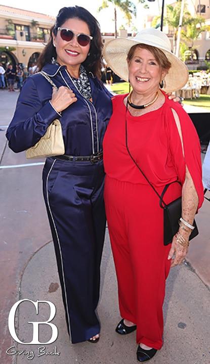 Charo Garcia Guerra y Esther Rodriguez