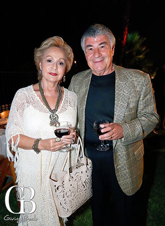 Chata y Roberto Castro