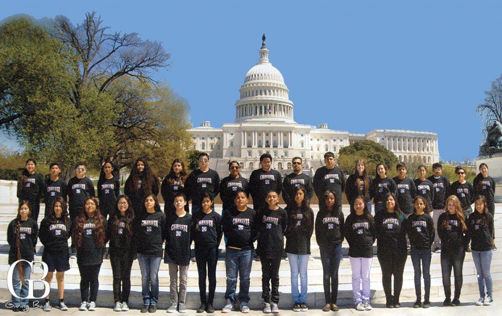 Chavistas in Washington DC