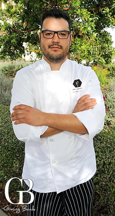 Chef Alfonso Morfin
