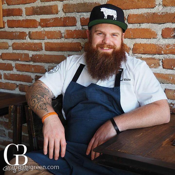 Chef Chad White