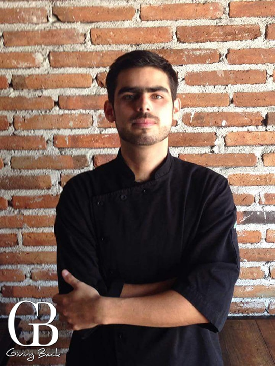 Chef Marco Rodriguez