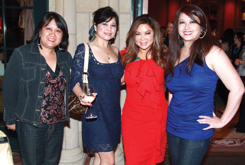 Cheryl Kelley, Prudence Salcedo, Cindy Kirwan and Mae Agbayani +.JPG