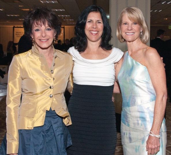 Cheryl Kendrick, Amy Blum and Catherine Blair