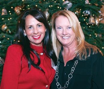 Cheryl Roberts and Ginny Boland
