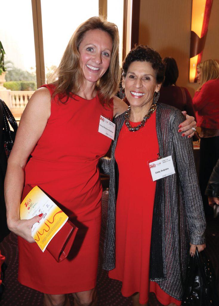 Cheryl Sulpizio ChaChas and Gaby Sulpizio.JPG
