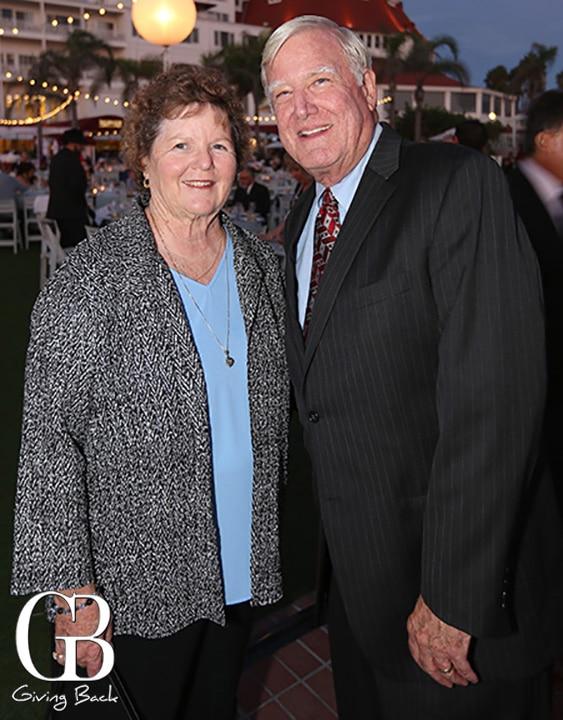 Cheryl Cox and Supervisor Greg Cox
