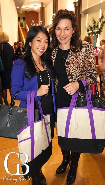 Cheryl Haritatos and Mara Fouts