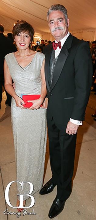 Cheryl and Jim Floros