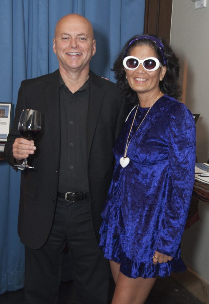 Chip Owen and Nancy Sasaki