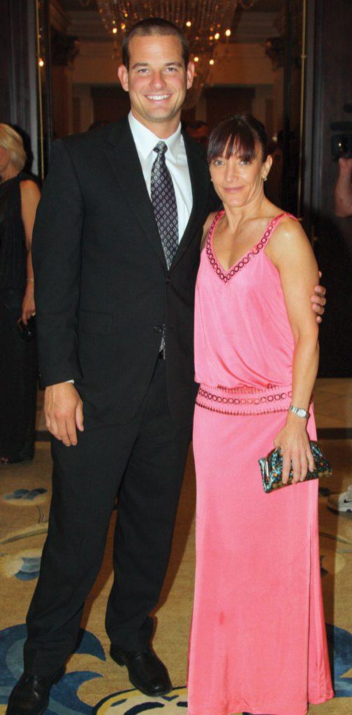 Chris Joseph and Julie Dunlap