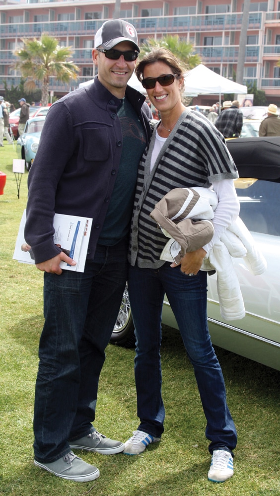 Chris and Jen Fox