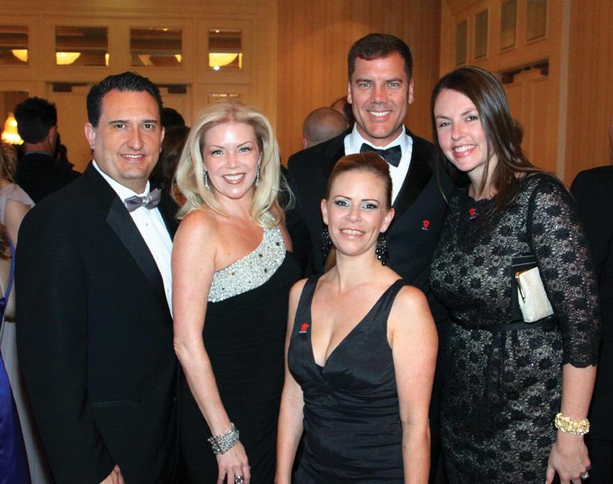 Chris and Kirsten Reid, Jelsa Covelli, Jim and Annette Dennison.JPG