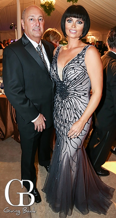 Chris Wessells and Nataliya Bondarenko