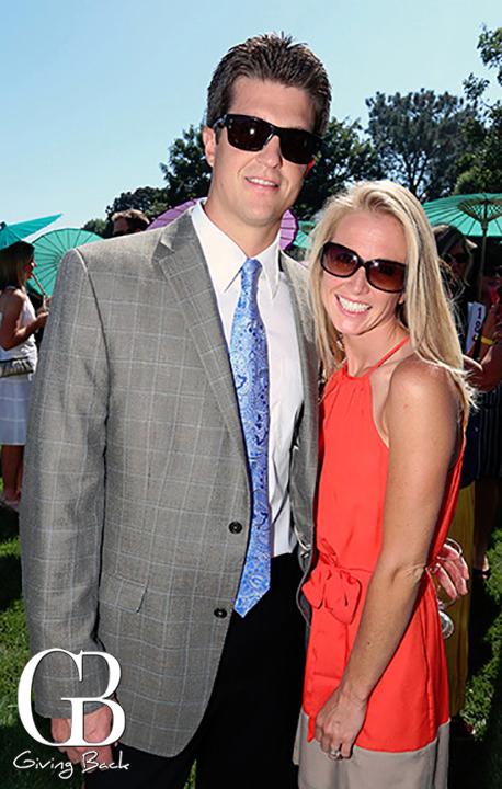 Chris and Kalee Strachan