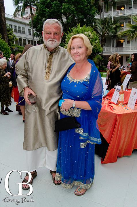 Chris and Karen Hinman