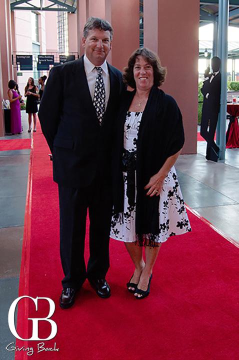 Chris and Shari Murphy