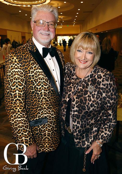 Chris and Vicki Eddy