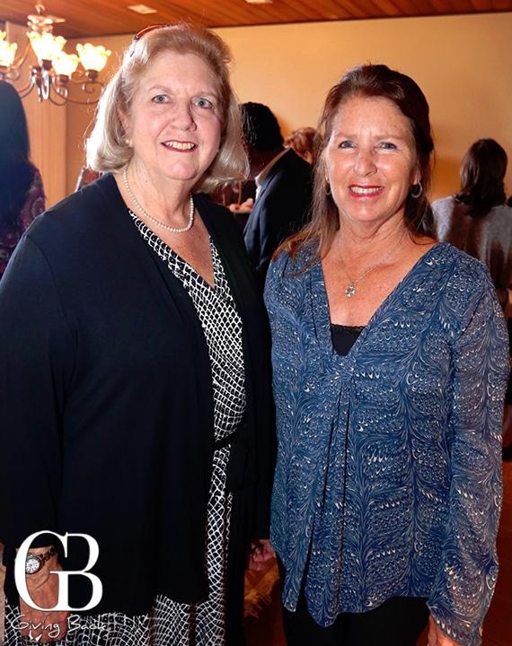 Chrissie Brannen and Lauren Root