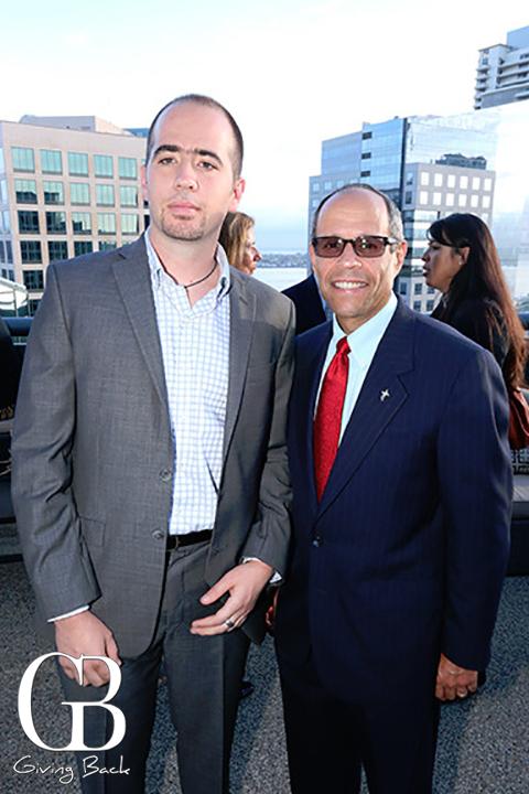 Christian Andreu von Euw and Jim Vargas