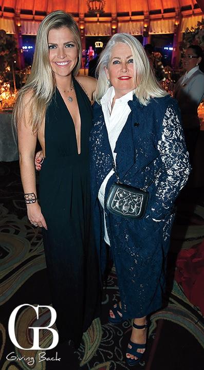 Christiana Black and Paula Marie Black