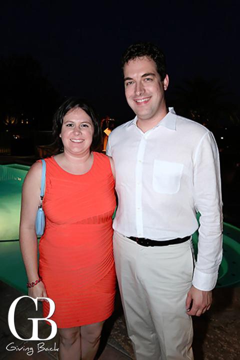 Christin and Vincent Kugener