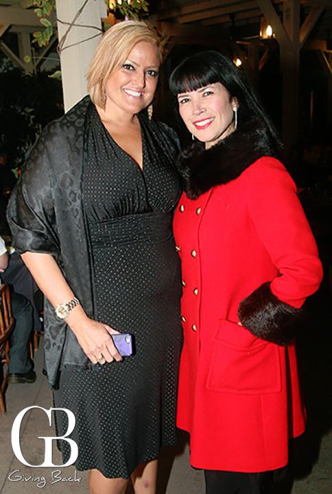 Christina Murguia and Lorena Herrera