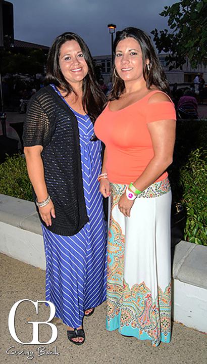 Christina Nunez and Cynthia Hoffman