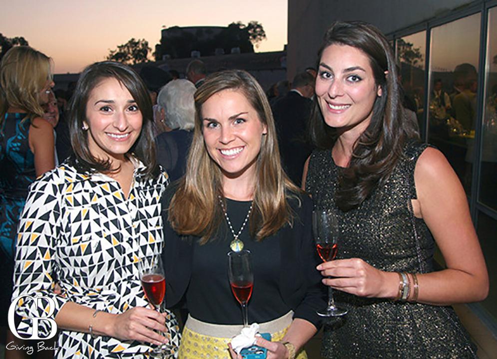 Christina Torres  Angela Dominguez and Alexandra O  Rourke
