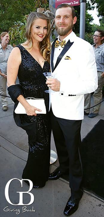 Christina and Michael Maggiora