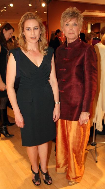 Christine Knoke and Susan Jasin.JPG