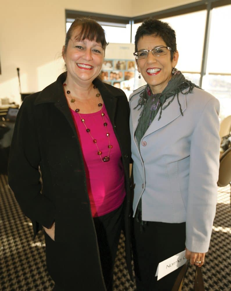 Christine Moore and Norma Cazares.JPG