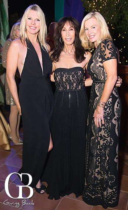 Christine Friedman  Adria Cammeyer and Sarah Cox